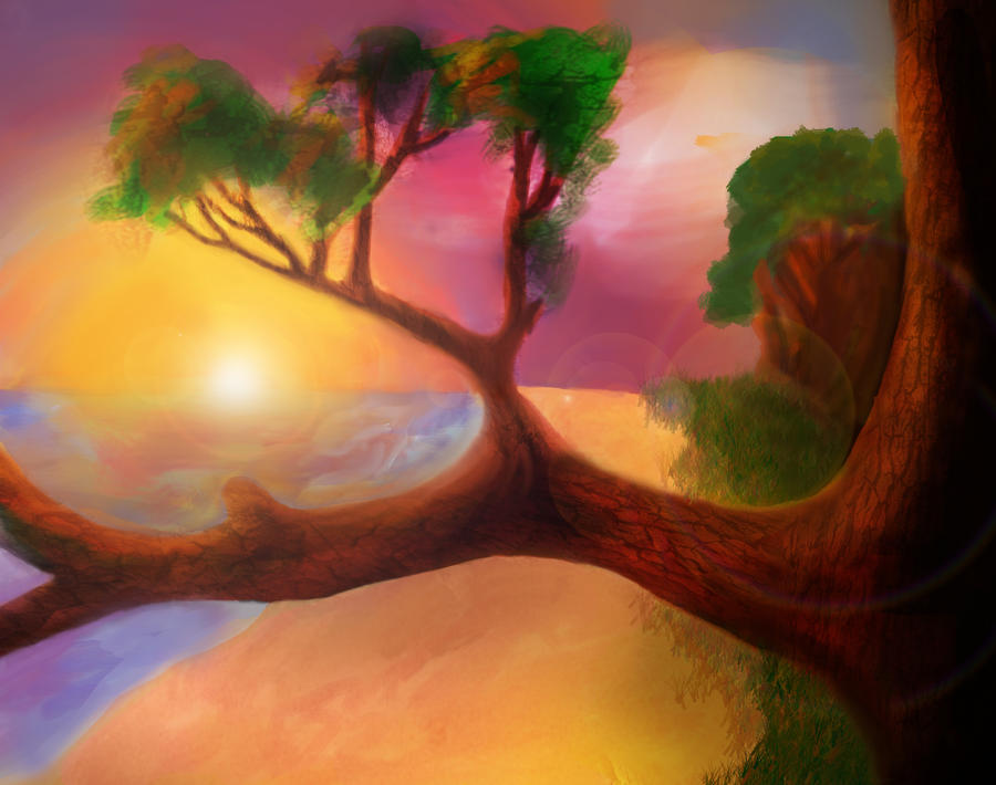 tree by Goldphishy