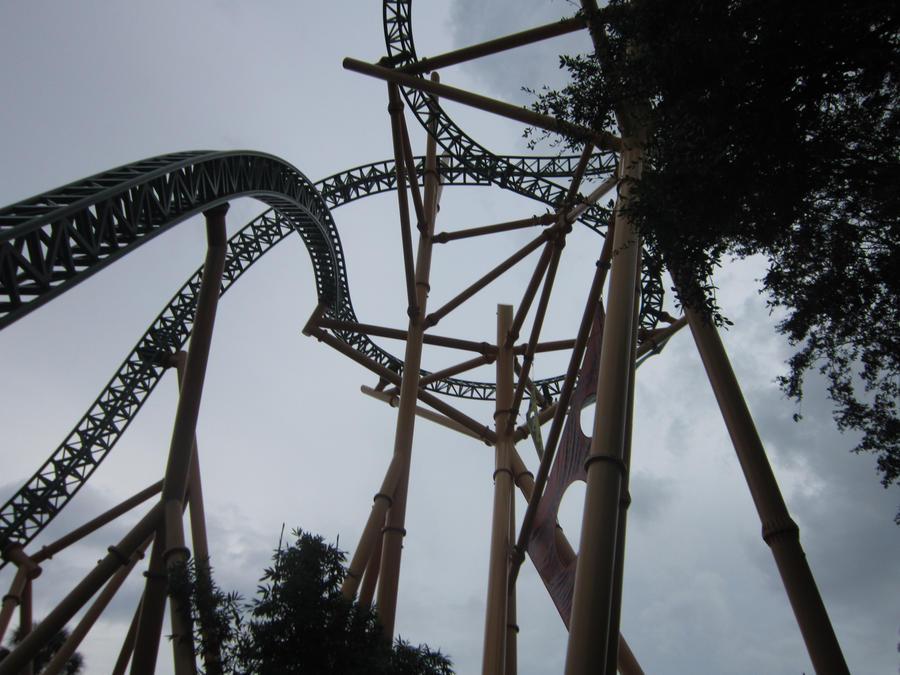 coaster by Goldphishy
