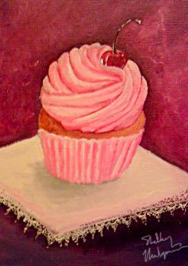 cupcake by Goldphishy
