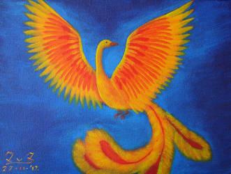 Phoenix by Feia-Aila