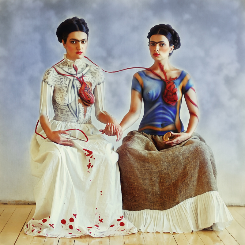 Project  FRIDA by elle-cannelle