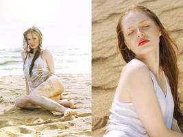 sandy girl by elle-cannelle