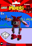 LEGO The Mixels Show: Drawsmo Package Bag