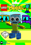 LEGO The Mixels Show: KFG1235 Package Bag