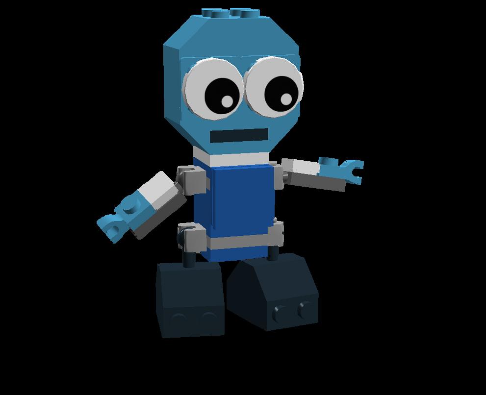 LEGO Fairly Odd Mixes: A.J. by Luqmandeviantart2000