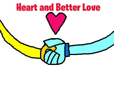 Mixels: Heart and Better Love by Luqmandeviantart2000