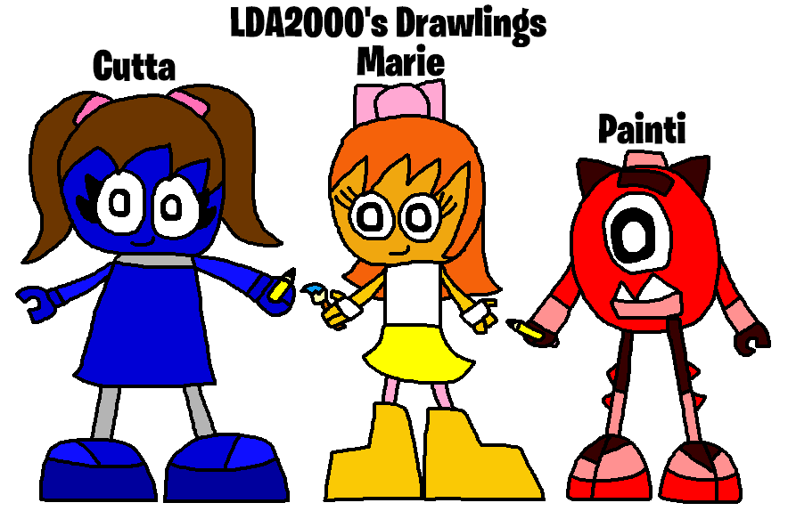 Mixels: OC's tribes: LDA2000's Drawlings by Luqmandeviantart2000
