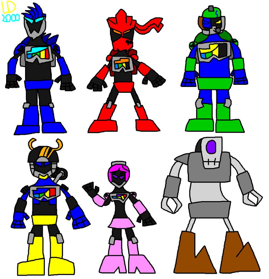 Gamebotz! by Luqmandeviantart2000