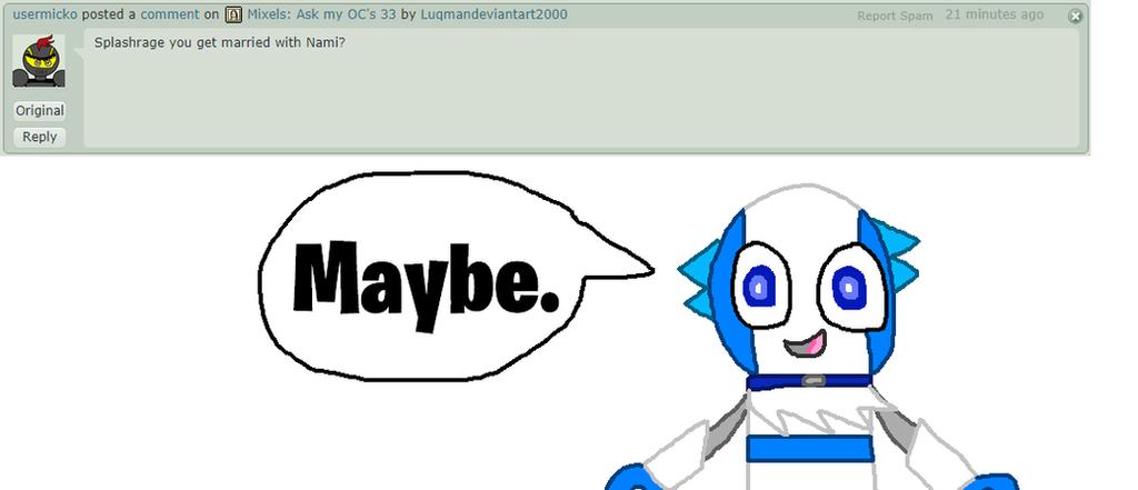 Mixels: Ask my OC's 34 by Luqmandeviantart2000