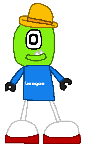 MxlsXHSR: Boogoo as Homsar by Luqmandeviantart2000