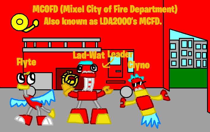 Mixels: OC's tribes: MCOFD (aka LDA2000's MCFD) by Luqmandeviantart2000