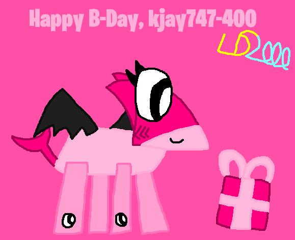 Happy B-Day kjay747-400 by Luqmandeviantart2000