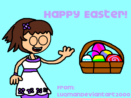 Flipline: Happy Easter 2018 by Luqmandeviantart2000