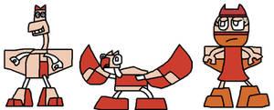 The Jetterz (Cartoon Version) by Luqmandeviantart2000