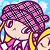 Noria Shiraishi Emote Icon by Luqmandeviantart2000