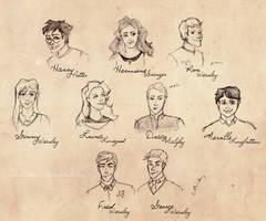 Harry Potter's generation