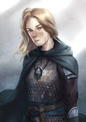 Gwyn, the frostbitten Death Cleric