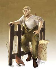 Farmer Druid