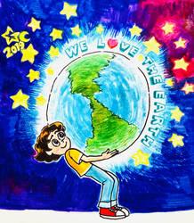 Happy Earth Day! by GustavoCardozo97