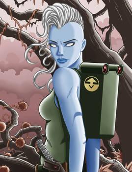 From Hell to Eternity (Venus Bluegenes)