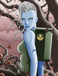 From Hell to Eternity (Venus Bluegenes) by SimonPenter
