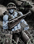 Rogue Trooper by SimonPenter