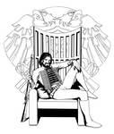 Nikolai Dante (2000AD) by SimonPenter