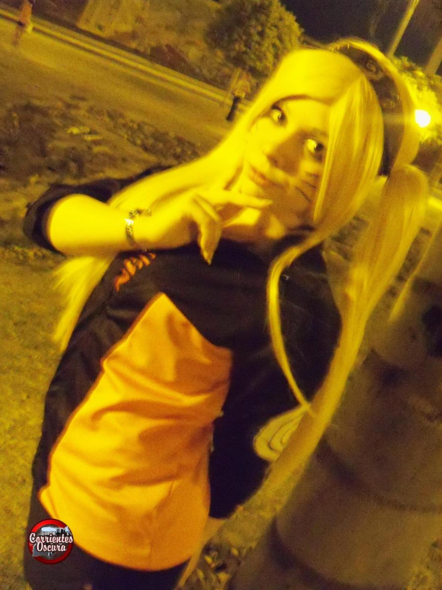 Naruko- Naruto Cosplay by IvannaKrueger