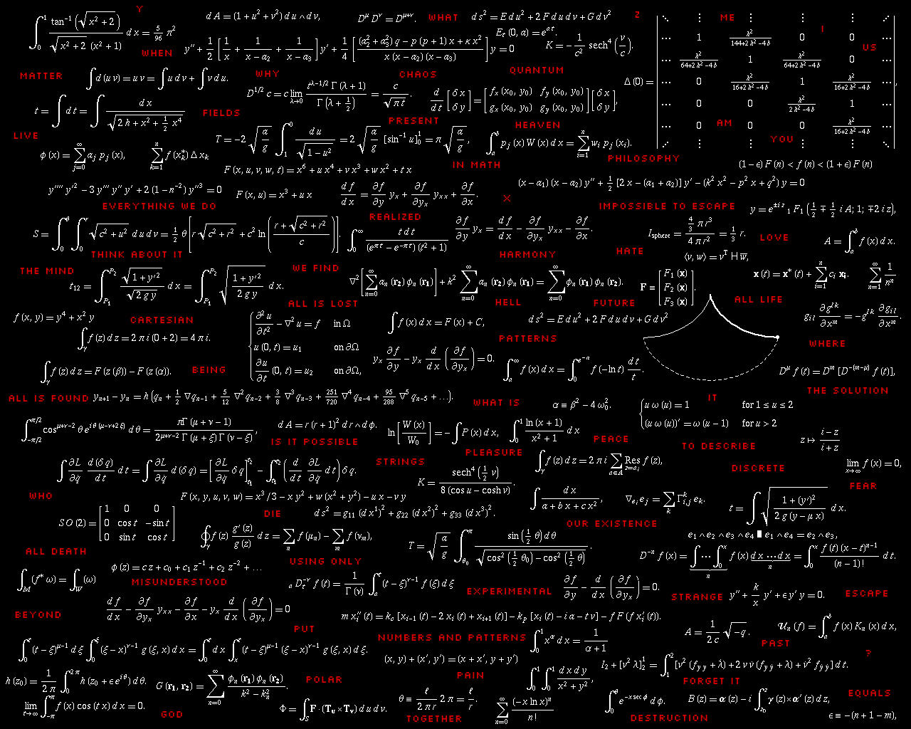 Mathematics by tigrfire on DeviantArt