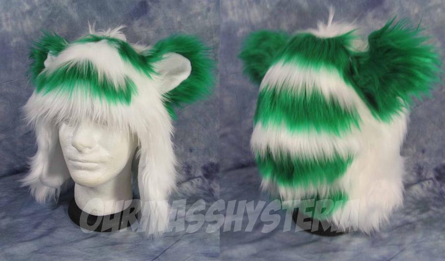 Custom Hat for Sohashi by OurMassHysteria