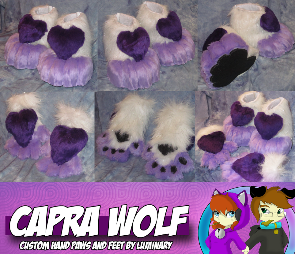 Custom Parts Commission by Luminary! by OurMassHysteria