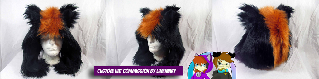 Custom Hat Commission by Luminary! by OurMassHysteria
