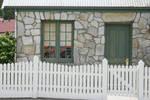 stone fairytale cottage