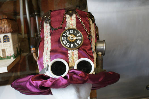 STEAMPUNK HAT LARGER FILE STOCK 2