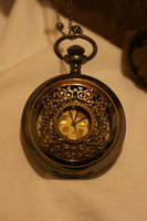 Pocket watch. 2 larger file  stock. by scratzilla