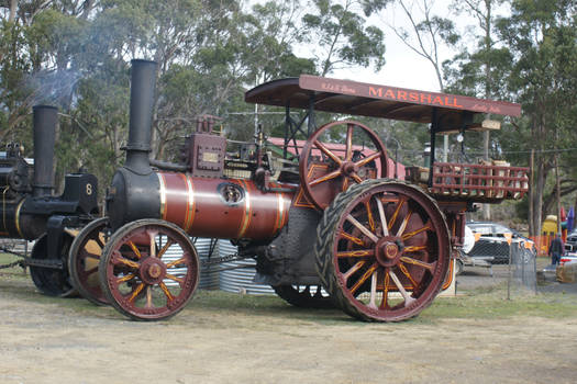 STOCK STEAM TRACTION MORE