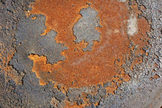TEXTURE rusty planet 1
