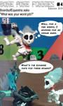 Bone Pone Funnies #4 by Eskerata