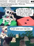 Bone Pone Funnies #6 by Eskerata