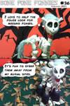 Bone Pone Funnies #36 by Eskerata