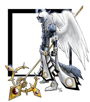 Priest by Gaara666