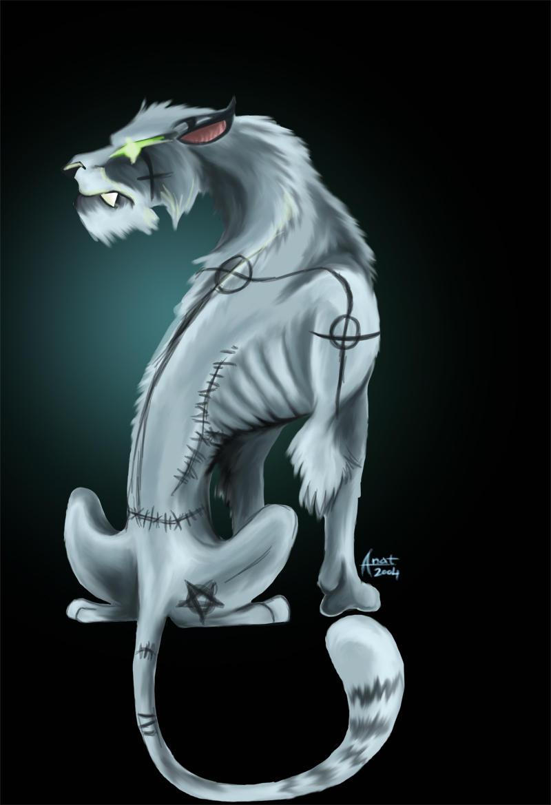 Hellcat by Gaara666