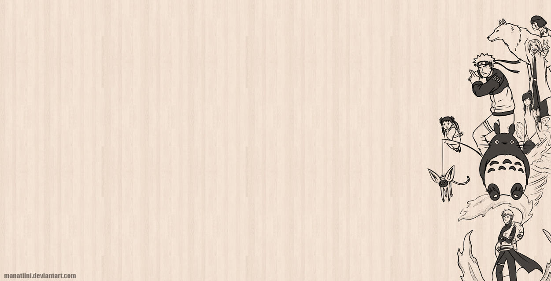 tumblr anime background by manatiini on deviantart. Black Bedroom Furniture Sets. Home Design Ideas