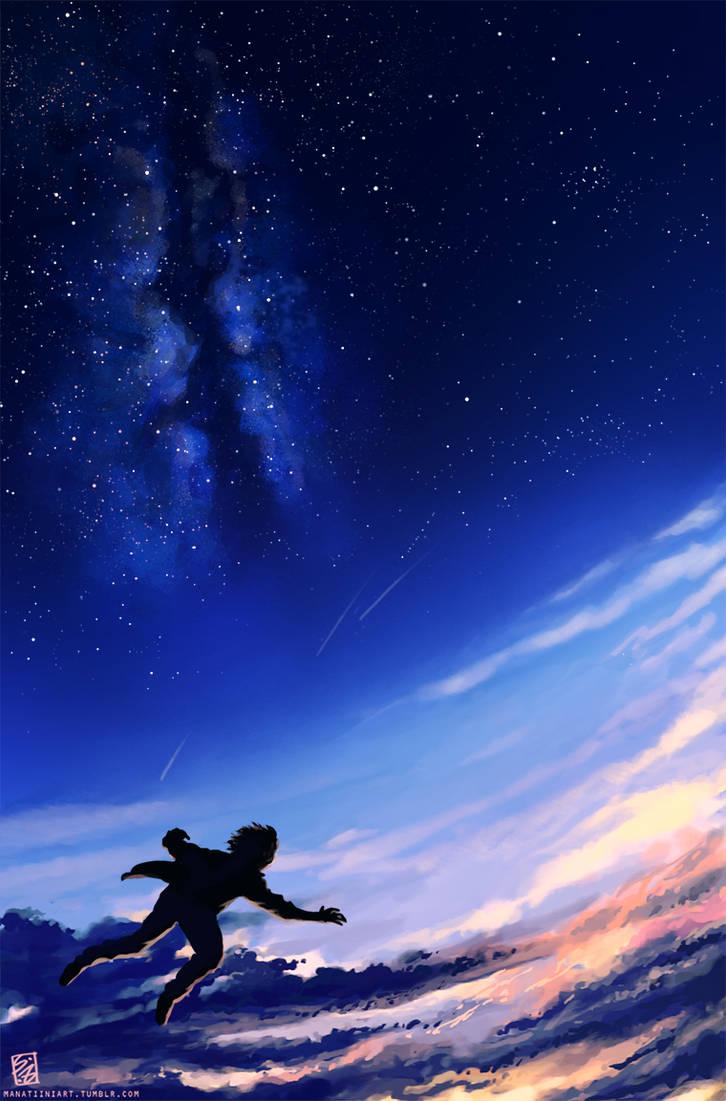 Lost Stars by Manatiini