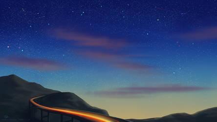 Highway to Heaven by Manatiini