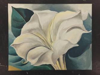 O'Keefe Study by Manatiini