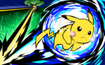 Pikachu | Volt Tackle
