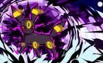 Umbreon   Dark Pulse