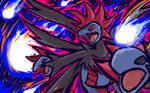 Hydreigon   Draco Meteor