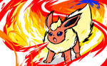 Flareon | Fire Spin